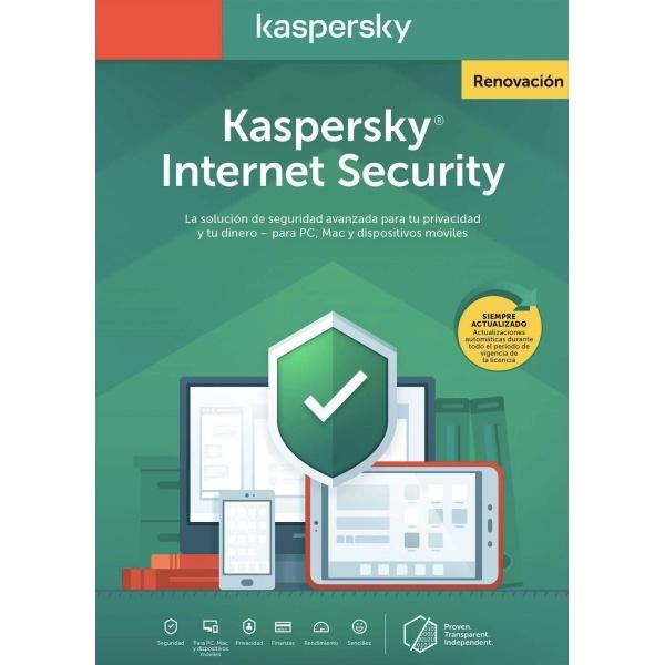 Kaspersky Internet Security [Renovacion]